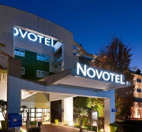 Novotel Saint Quentin Golf National Hotel